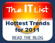 The IT List 2011